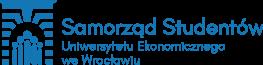 Kopia Logo Samorza?d Studento?w UE Wrocław poziom niebieski