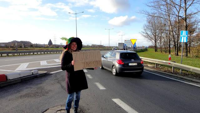 Autostopowy savoir-vivre